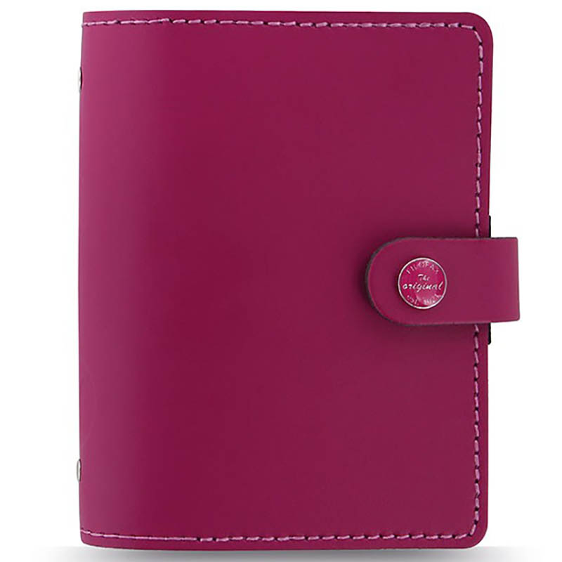 filofax Pocket   The Original raspberry