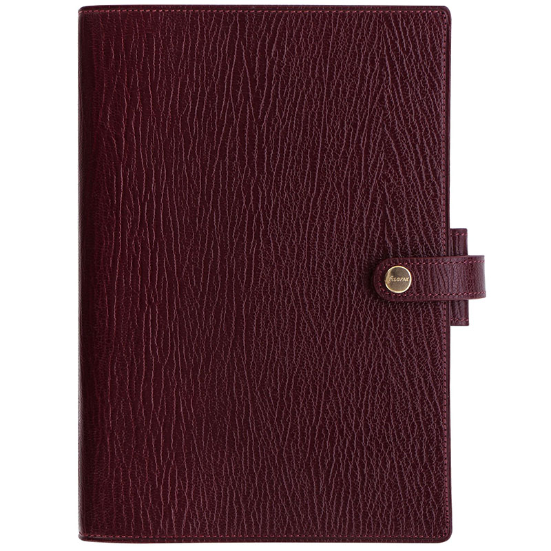 filofax Personal  Chester red