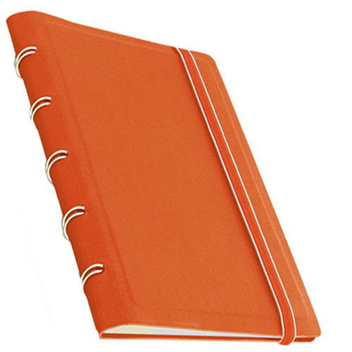Filofax | notitieboek Filofax Notebook pocket Bright Orange